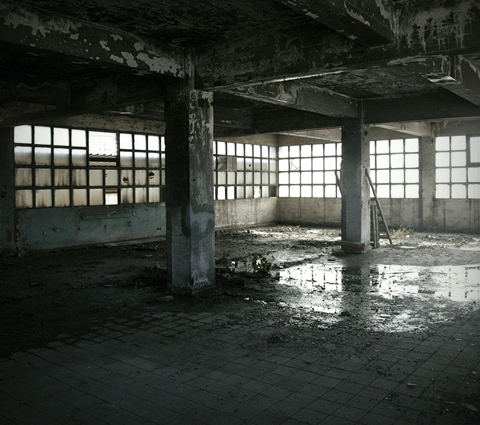 Paisai Industriala