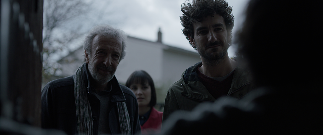"""PREMIER """"CUANDO DEJES DE QUERERME"""" FILM SHOOTING IN BILBAO BIZKAIA"""