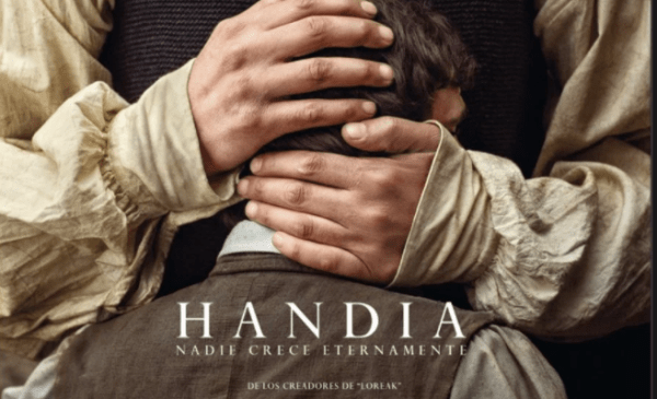 "TEN ""GOYAS"" FOR ""HANDIA"""