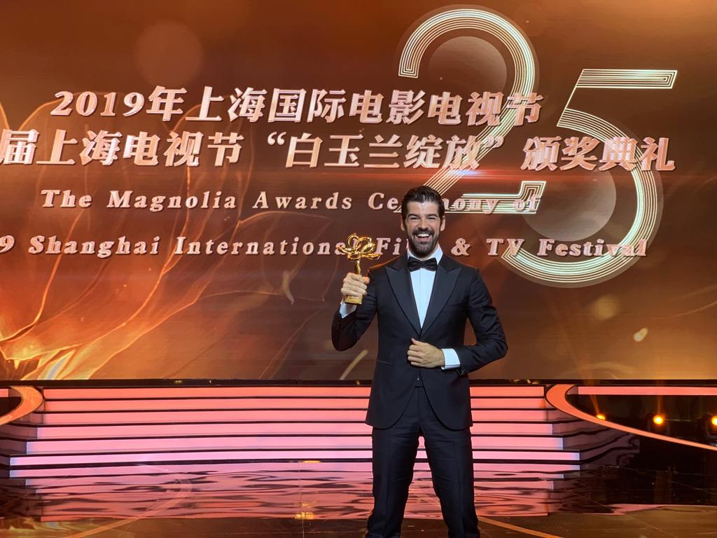"""PRESUMED GUILTY"", BEST FOREIGN SERIES AWARD AT THE SHANGHAI FESTIVAL"