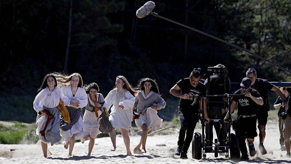 AKELARRE EUSKAL FILMA IZANGO DA 2020KO ZINEMALDIKO URREZKO MASKORRA LORTZEKO HAUTAGAIETAKO BAT